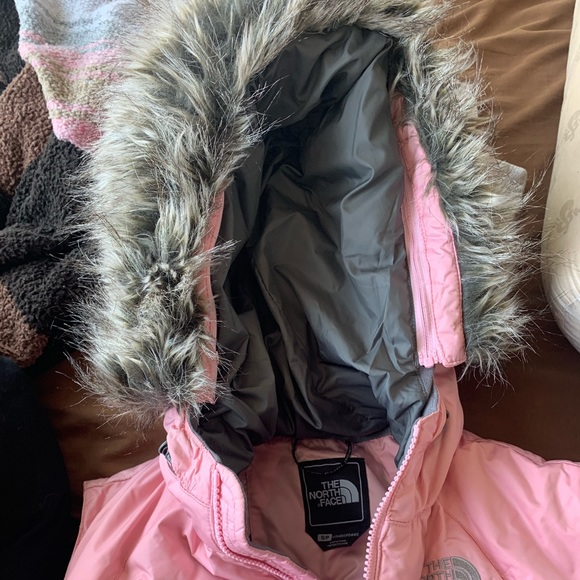 North face vest puffy down vest 550 The North Face